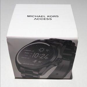 Michael Kors Access men's smart watch New w box